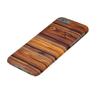 Funda Barely There iPhone 6 Caso de madera del iPhone 6/6S Barely There del