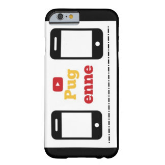 Funda Barely There iPhone 6 Caso de Pugenne IPhone