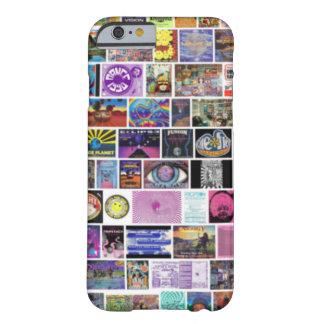 Funda Barely There iPhone 6 caso del delirio
