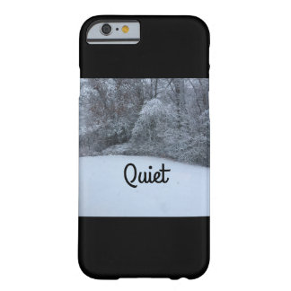 Funda Barely There iPhone 6 caso del iPhone