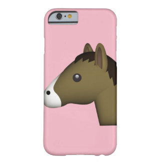Funda Barely There iPhone 6 Caso del iPhone 6/6s de Horses4Life