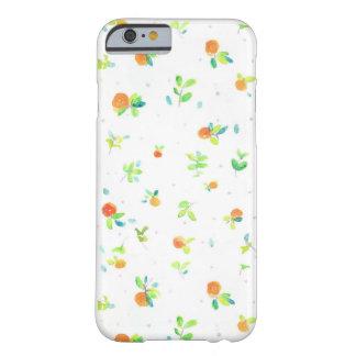 Funda Barely There iPhone 6 Caso del iphone 6/6S de la impresión de la fruta