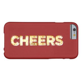 Funda Barely There iPhone 6 Caso del iPhone 6/6s de las alegrías