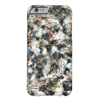 Funda Barely There iPhone 6 Caso del iPhone 6/6s de los garabatos