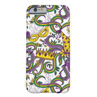 Funda Barely There iPhone 6 Caso del iPhone 6/6s del carnaval
