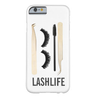 Funda Barely There iPhone 6 Caso del iPhone 6 de LashLife