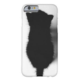 Funda Barely There iPhone 6 Caso del iPhone 7 del gato