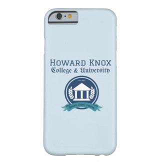 Funda Barely There iPhone 6 Caso del iPhone de Howard Knox