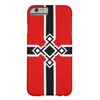 Funda Barely There iPhone 6 Caso del iPhone de la cruz de la runa de Alemania