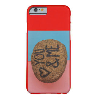 Funda Barely There iPhone 6 Caso del iphone de YOU&ME