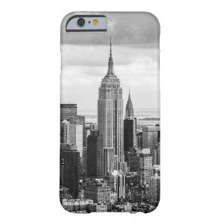 Funda Barely There iPhone 6 Caso del iPhone del Empire State Building