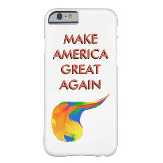 Funda Barely There iPhone 6 Caso del iPhone del triunfo