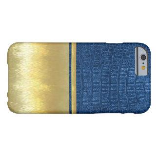 Funda Barely There iPhone 6 Caso fresco del iPhone 6 del diseño del oro de las