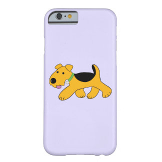 Funda Barely There iPhone 6 Caso juguetón lindo del iPhone 6/6s de Terrier