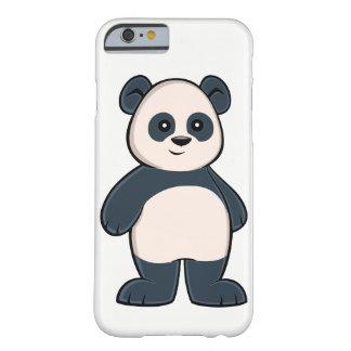 Funda Barely There iPhone 6 Caso lindo del iPhone 6 de la panda del dibujo