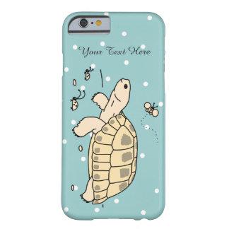 Funda Barely There iPhone 6 Caso ruso adaptable del iPhone de la tortuga