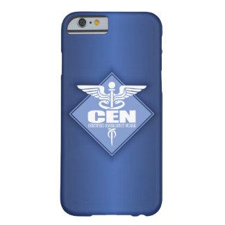 Funda Barely There iPhone 6 CEN del cad (diamante)