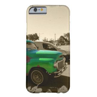 Funda Barely There iPhone 6 Coche verde viejo