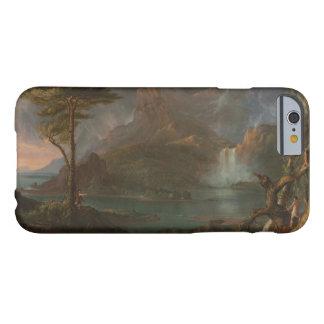 Funda Barely There iPhone 6 Col de Thomas - una escena salvaje