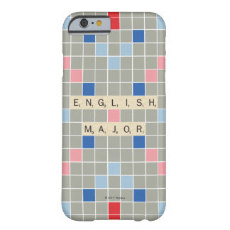 Funda Barely There iPhone 6 Comandante inglés
