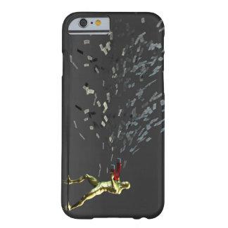 Funda Barely There iPhone 6 Concepto del márketing con el hombre de negocios