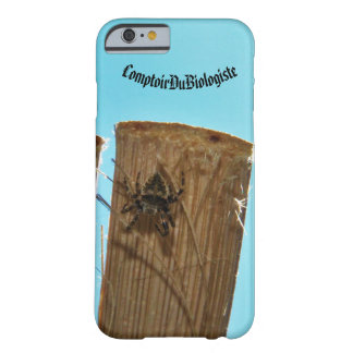 Funda Barely There iPhone 6 Coque Iphone 6/6s biology arachnid