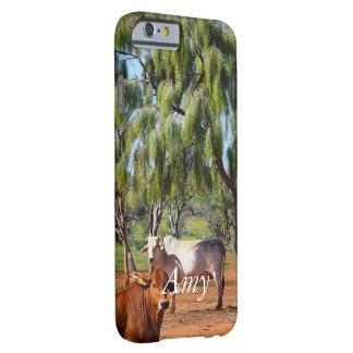 Funda Barely There iPhone 6 Cree su propio caso de IPhone 6/6s de la foto