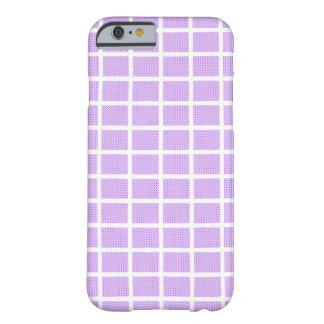 Funda Barely There iPhone 6 Cuadrados del lunar