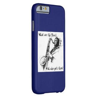 Funda Barely There iPhone 6 ¿Cuáles son los azules y quién los consigue?