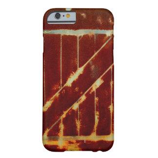 "Funda Barely There iPhone 6 Cubierta del teléfono celular de la ""puerta"