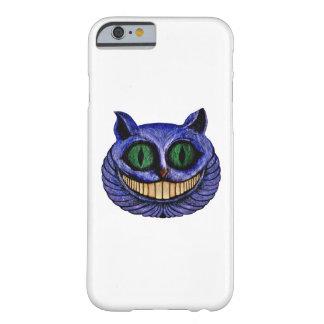 Funda Barely There iPhone 6 ~ de la CABEZA del CAT de CHESHIRE (Alicia en el