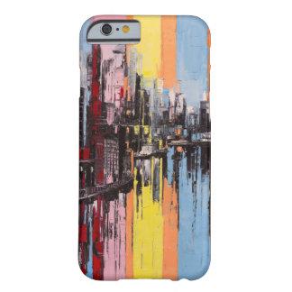 Funda Barely There iPhone 6 Día colorido