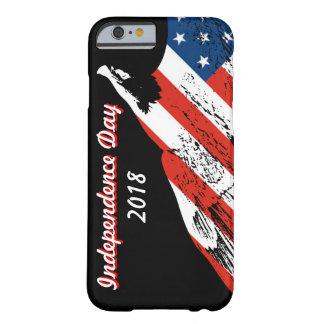 Funda Barely There iPhone 6 Día de la Independencia American Eagle 2018