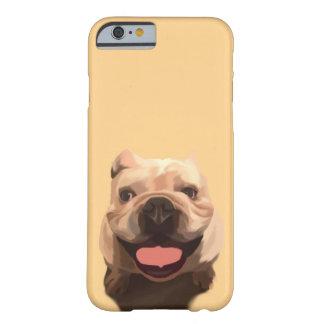 Funda Barely There iPhone 6 Dogo feliz