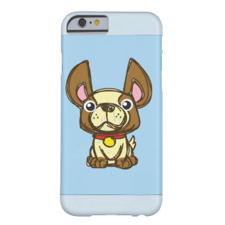 Funda Barely There iPhone 6 Dogo francés