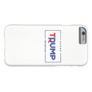 Funda Barely There iPhone 6 #DumpTrump