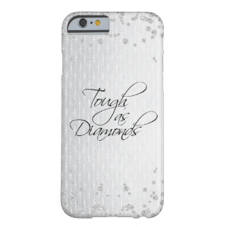 FUNDA BARELY THERE iPhone 6  DURO COMO DIAMANTES