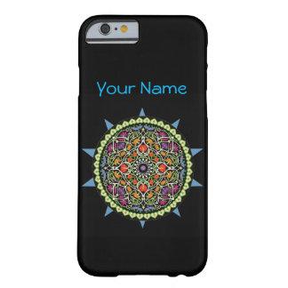 Funda Barely There iPhone 6 El diseño colorido fresco personaliza la caja