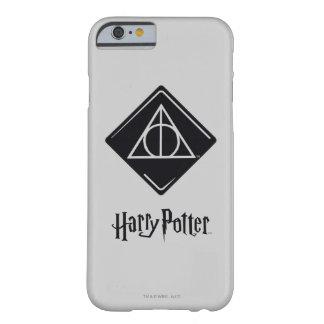 Funda Barely There iPhone 6 El encanto el | de Harry Potter mortal santifica