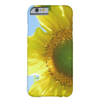 Funda Barely There iPhone 6 El girasol de la sol me llama