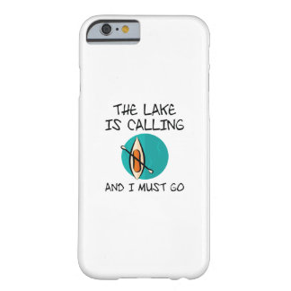 Funda Barely There iPhone 6 El lago está llamando