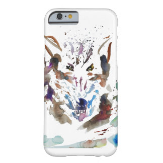 Funda Barely There iPhone 6 '' El lobo ''