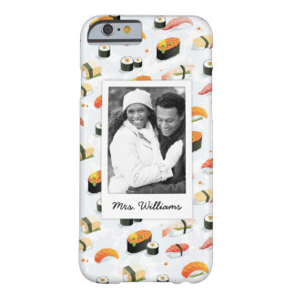 Funda Barely There iPhone 6 El modelo japonés el | del sushi de la comida el |