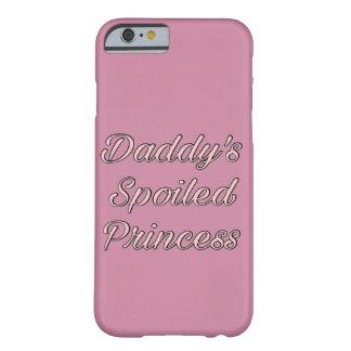 Funda Barely There iPhone 6 El spoI del papá llevó a la princesa