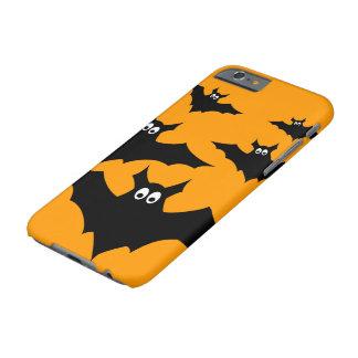 Funda Barely There iPhone 6 El vuelo negro lindo fresco golpea Halloween en el