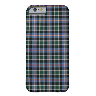 Funda Barely There iPhone 6 Estado del modelo del tartán de Colorado