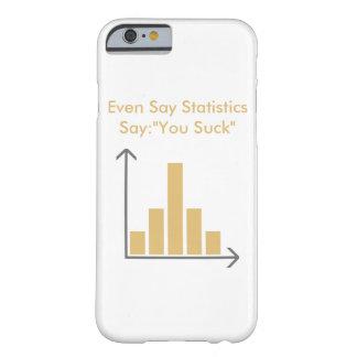 "Funda Barely There iPhone 6 Even de IC de figurante say ""You Suck """