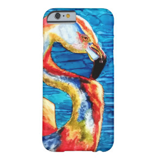 Funda Barely There iPhone 6 Flamenco Fone