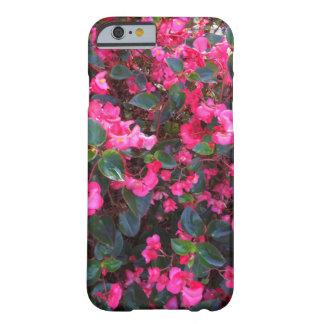 Funda Barely There iPhone 6 Flores de la primavera
