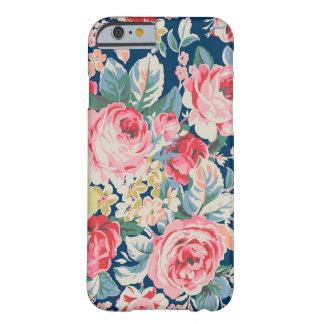 Funda Barely There iPhone 6 Flores florecientes modernas adorables lindas